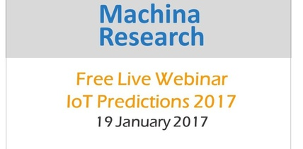 Live Webinar: Our IoT Predictions 2017